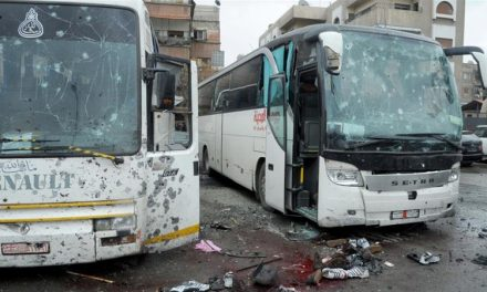 Damascus Bombings Kill At Least 74, Al-Qaeda-Led Coalition Takes Credit