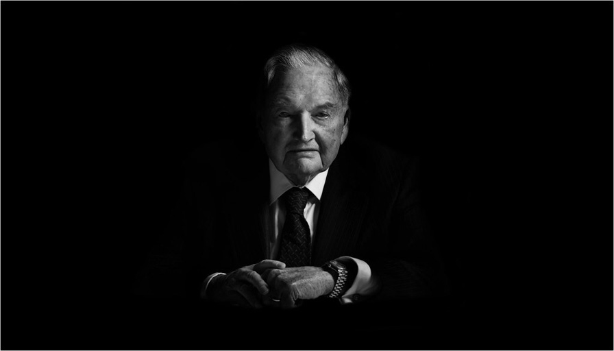 Top 5 Reasons Why David Rockefeller Won't Be Missed