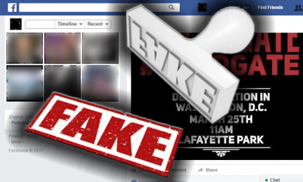 Facebook Ministry Of Truth Begins Plot To Label Alternative Media Fake News