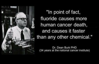 Scientists Who Support Water Fluoridation Only Seem To Focus In On Its Reported Benefits The Ability To Prevent Tooth Decay And Cavities