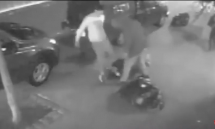 SHOCKING: Manhattan Man Brutally Beaten On Camera As People Watch Apathetically