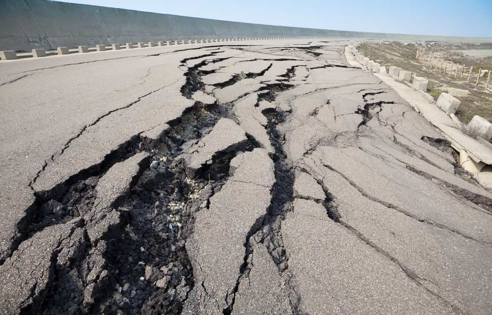 USGS FINALLY ADMITS THAT FRACKING CAUSES EARTHQUAKES