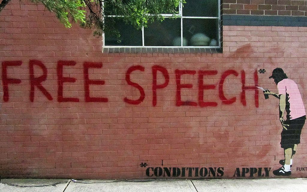 New York Assemblyman Unveils Bill To Suppress Non-Government-Approved Free Speech