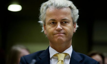 Dutch Candidate Geert Wilders May Pave The Way To Another EU Succession