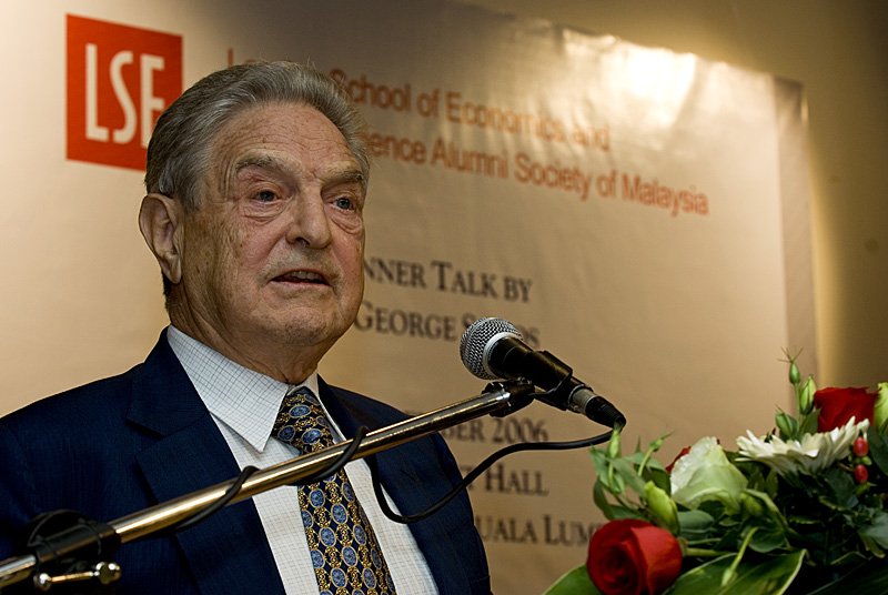 Senators Demand State Department Probe Into George Soros Organizations