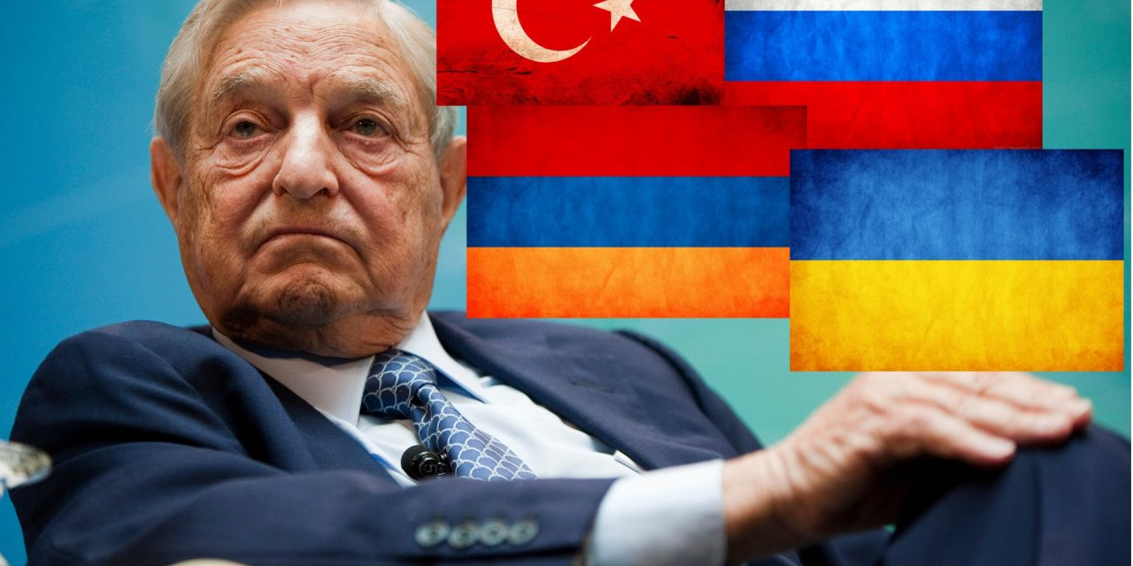 Soros' Ukrainian Intervention May Lead To Violent Conflict