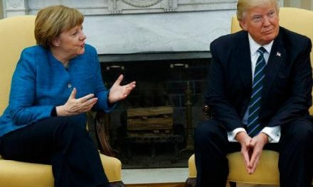 Trump: Germany Owes NATO 'Vast Sums of Money'