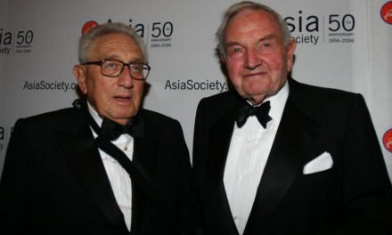 Henry Kissinger Writes A Love Letter To David Rockefeller