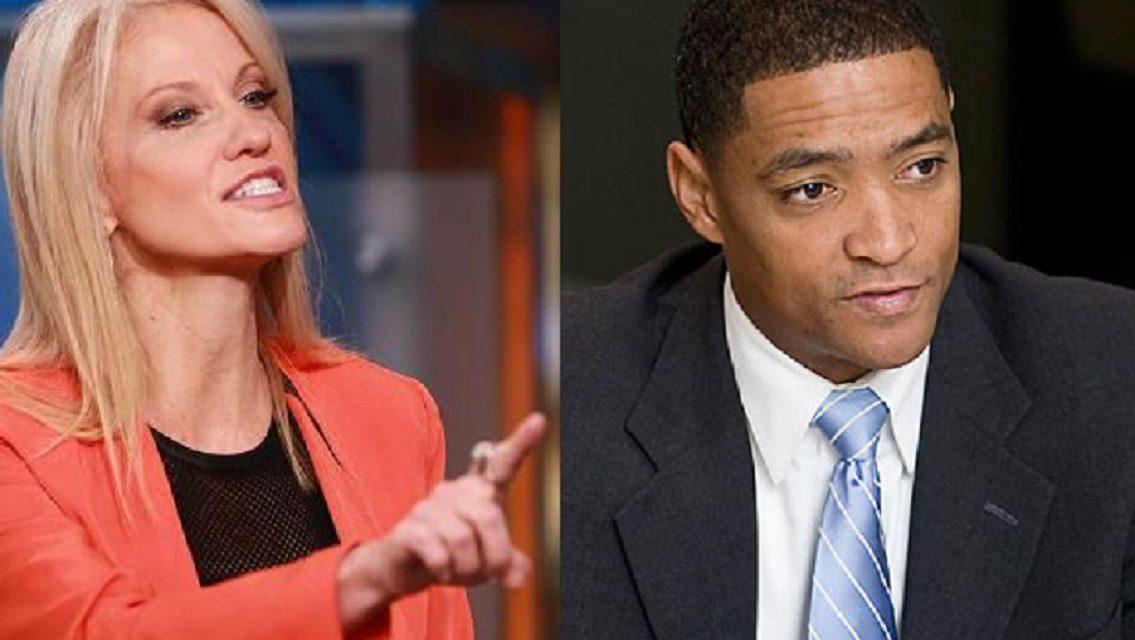 Kellyanne Conway Blasts Democratic Lawmaker Who Made Sexist Joke About Her
