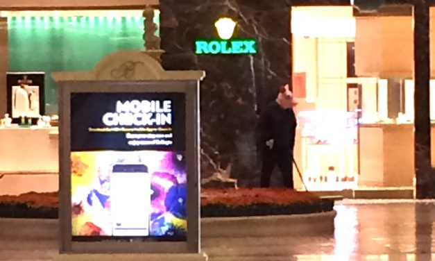 Chaos In Las Vegas Bellagio Hotel Rolex Store Robbed