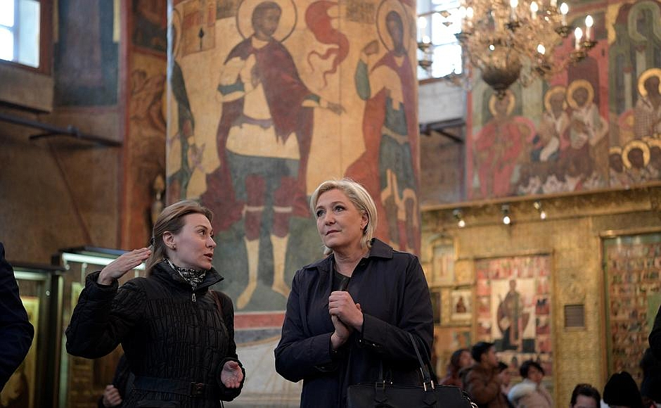 Marine Le Pen To BBC: You're Trying To Start World War III With Russia