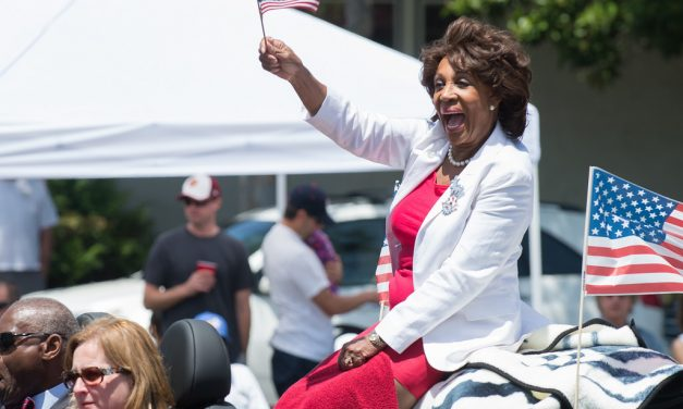 """Maxine Waters To Trump: """"Get Ready For Impeachment"""""""