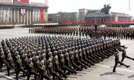 White House Is Exploring Use Of Military Force Against North Korea
