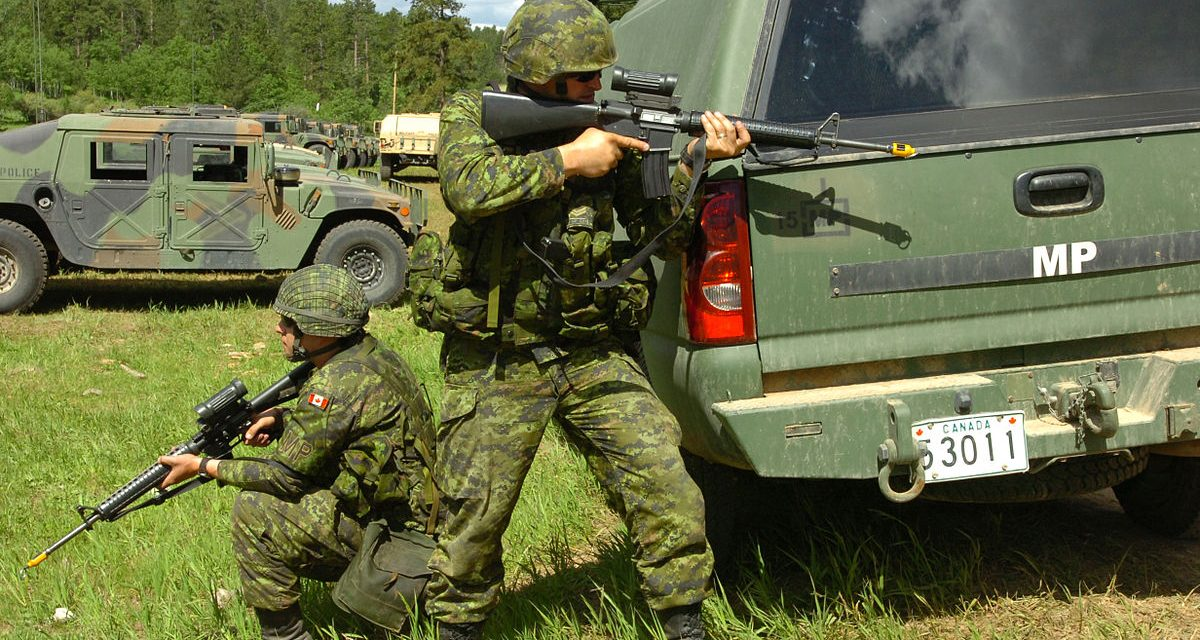 Canada Extends Military Mission In Ukraine For Additional Two Years