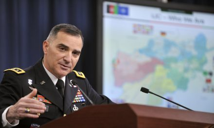 U.S. General Invents Insane New Russian Conspiracy With No Evidence Provided