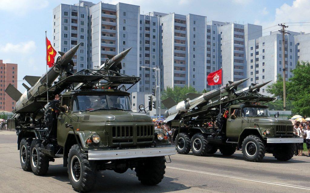 U.S. Secretary of State Rex Tillerson: North Korea Diplomacy Has Failed