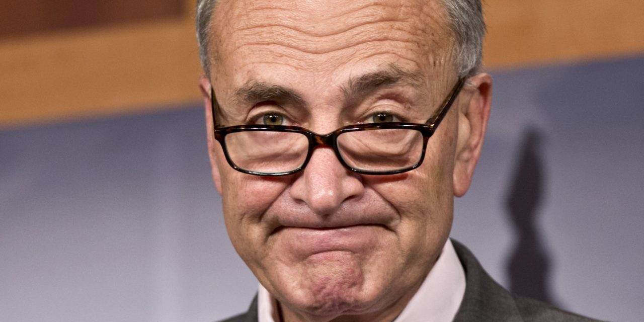 Pedophile Enabler? Chuck Schumer Helped Accused Sex Abuser Into U.S.