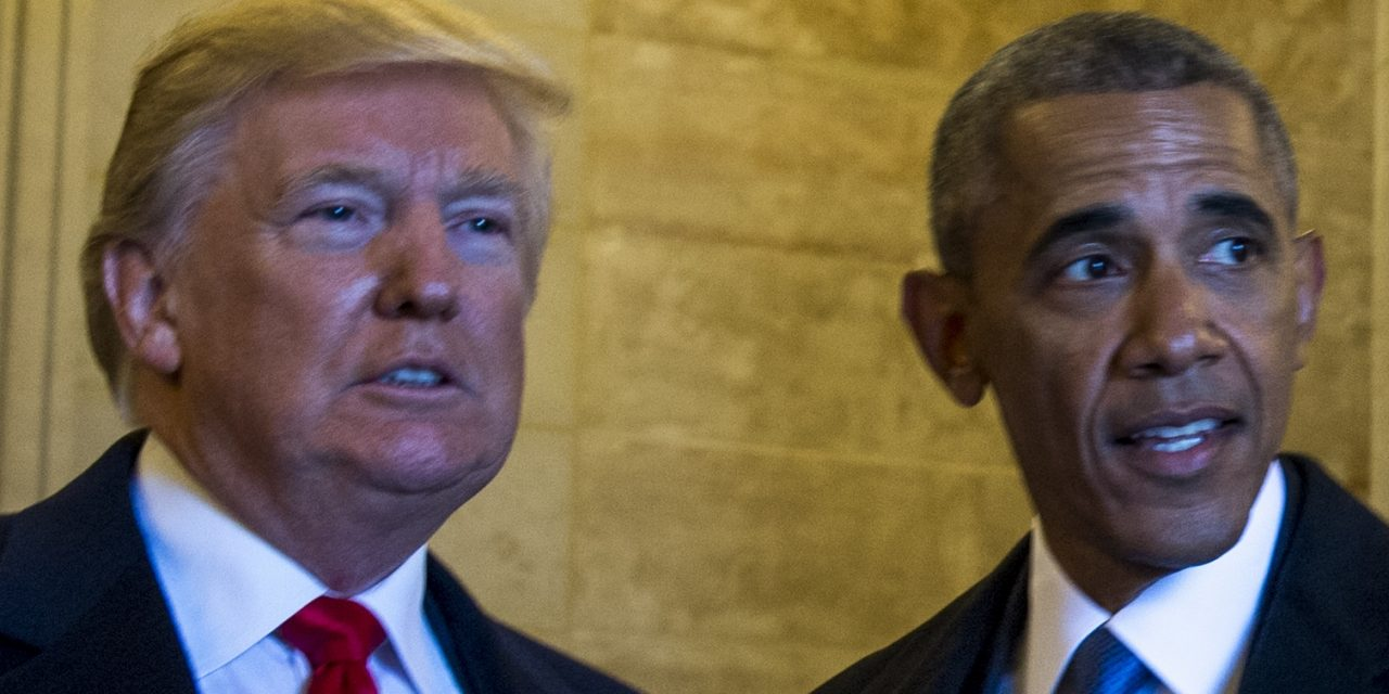 White House Demands Congressional Probe Whether Obama Ordered Wiretaps