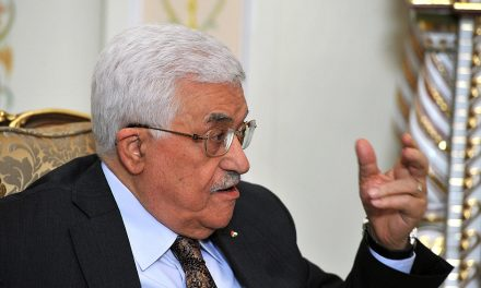 Trump Invites Palestinian President Abbas To Visit White House 'Soon'