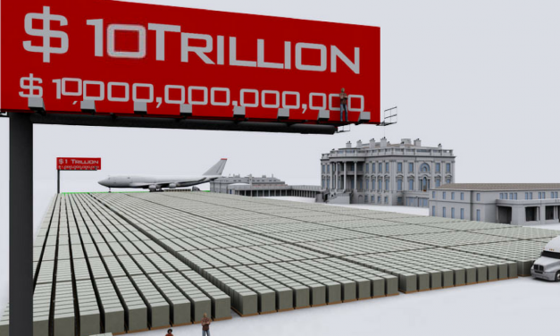 The Pentagon Has A Serious Problem – Losing Trillions Of Dollars
