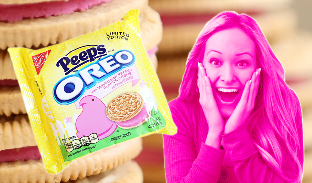 New Oreo Peeps Turning People's Poop Pink