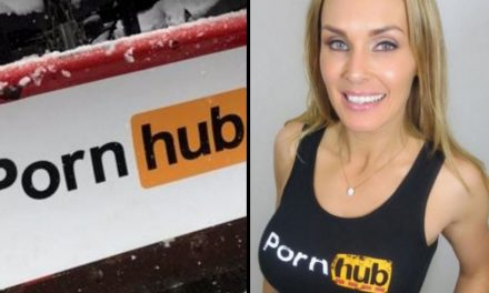 PornHub Helps People 'Get Plowed' During The Winter