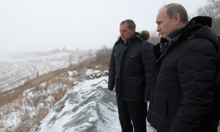 Vladimir Putin Doesn't Believe Climate Change Is Caused By Human Activity