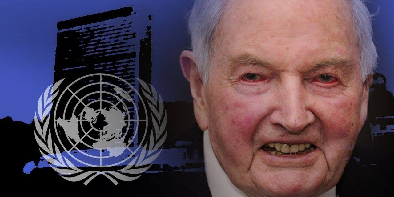 New World Order Kingpin David Rockefeller Dead At 101