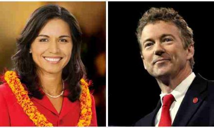 Rand Paul And Tulsi Gabbard Unite To Stop CIA From Arming Terrorists