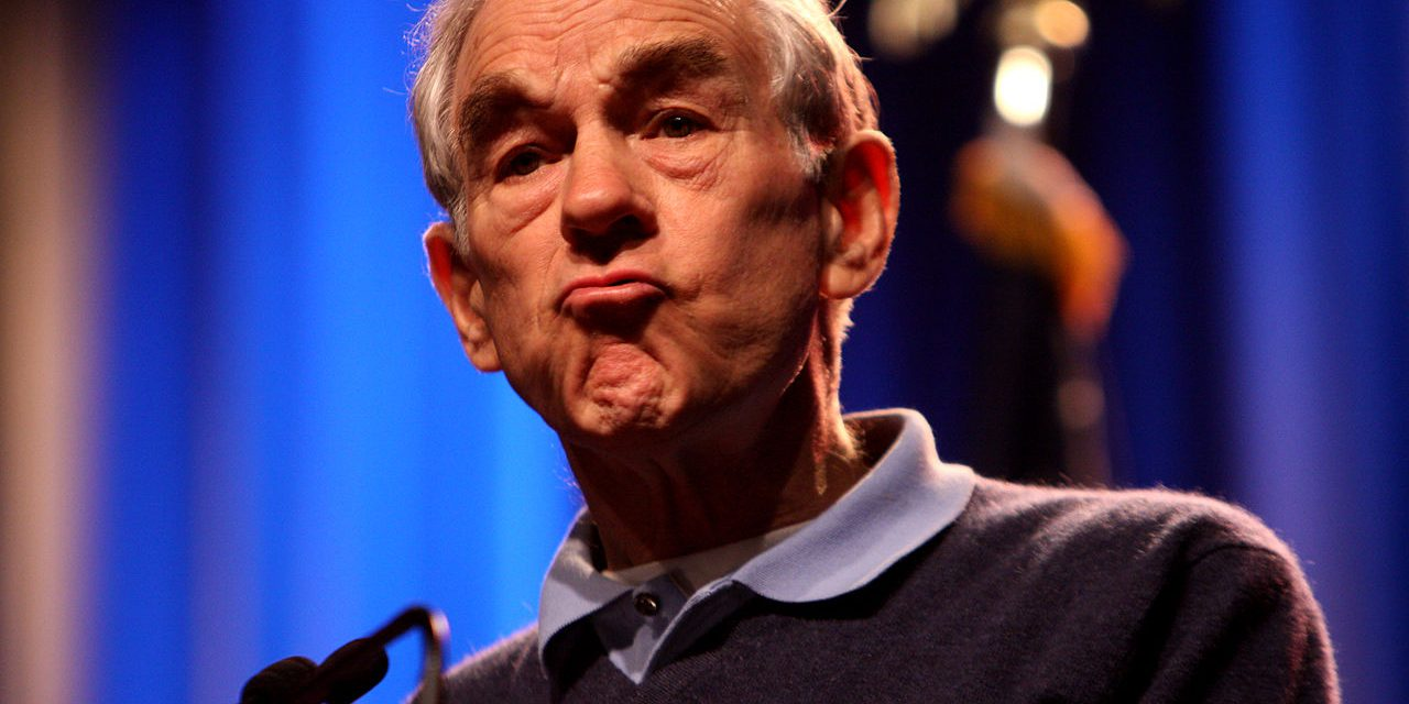 Ron Paul Says It's 'Fantastic' That WikiLeaks Exposed The CIA