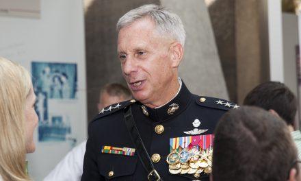 U.S. African Commander: Russia Links To Libya General 'Undeniable'