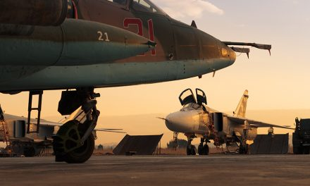 Russian Jets Nearly Bomb U.S. Forces In Syria, Hit U.S.-Backed Rebels