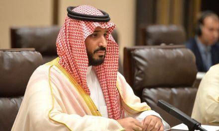 Saudi Crown Prince Flies To Washington To Meet With Donald Trump