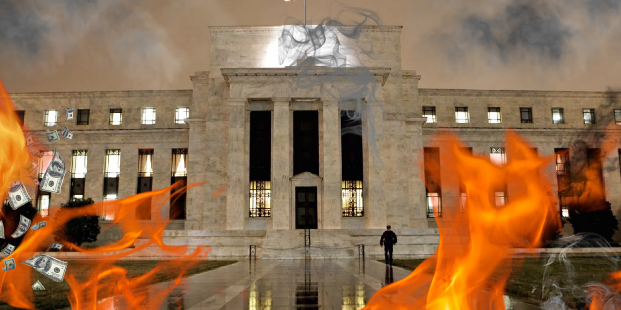G. Edward Griffin Answers: Who Really Controls The Federal Reserve?