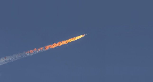 Syrian Jet Shot Down Over Southern Turkey