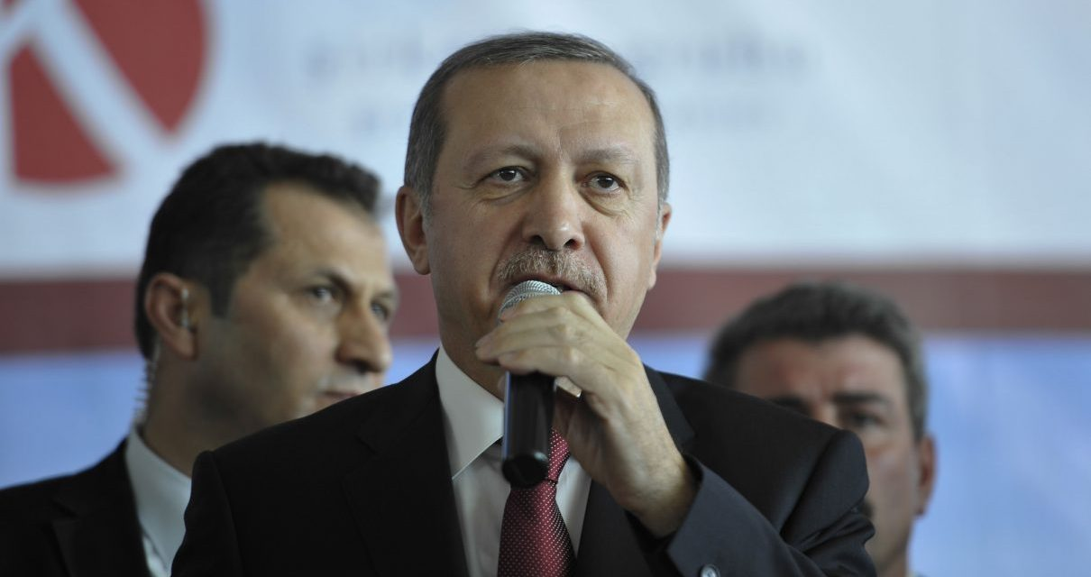 Erdogan's War Of Words Inciting Terror In Europe