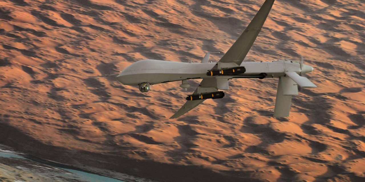 Trump Gave CIA Secret New Authority To Launch Drone Strikes