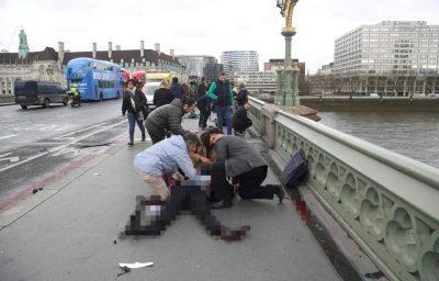 Bodies on Bridge