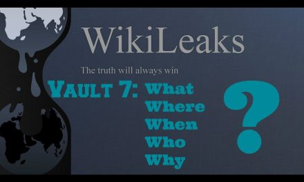 Wikileaks To Reveal What's Inside Vault 7 At 9 A.M. EST Tuesday