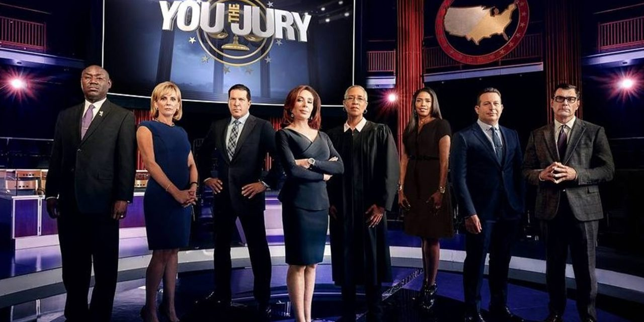 'You The Jury': Fox To Air Reality Court Show Where Viewers Decide The Verdict