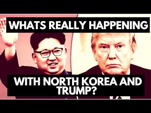 VIDEO: Here's What You Need To Know NOW About North Korea And Donald Trump