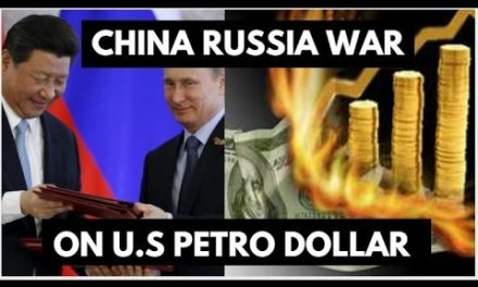 China Russia Move For Gold Against Dollar Makes Them A Target By Trump