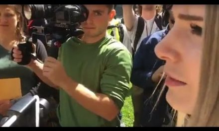 VIDEO: LUKE RUDKOWSKI AT UC BERKELEY FREE SPEECH RALLY