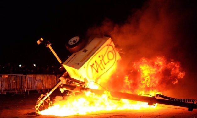 Berkeley Mayor Exposed As Member of Militant Antifa Group That Orchestrated Riots
