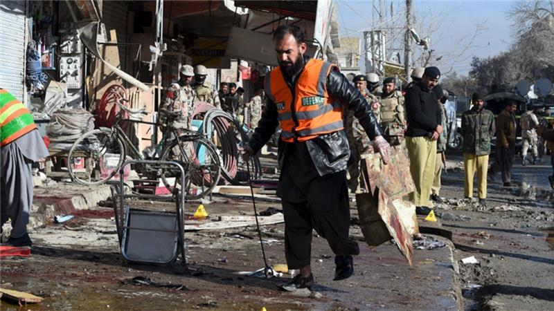 BREAKING: Suicide Bomber Targets Population Census Team in Lahore, Pakistan