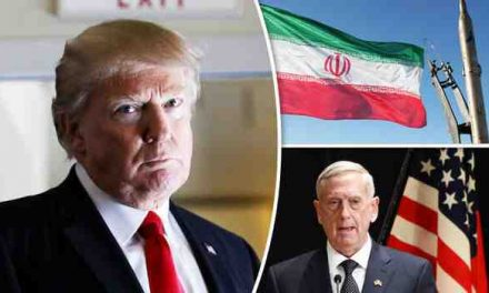 Trump Administration Turns Sights On Iran, 'The Biggest Sponsor Of Terrorism'