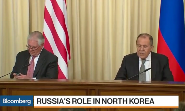 Russia Warns U.S. Not To Act Unilaterally Against North Korea