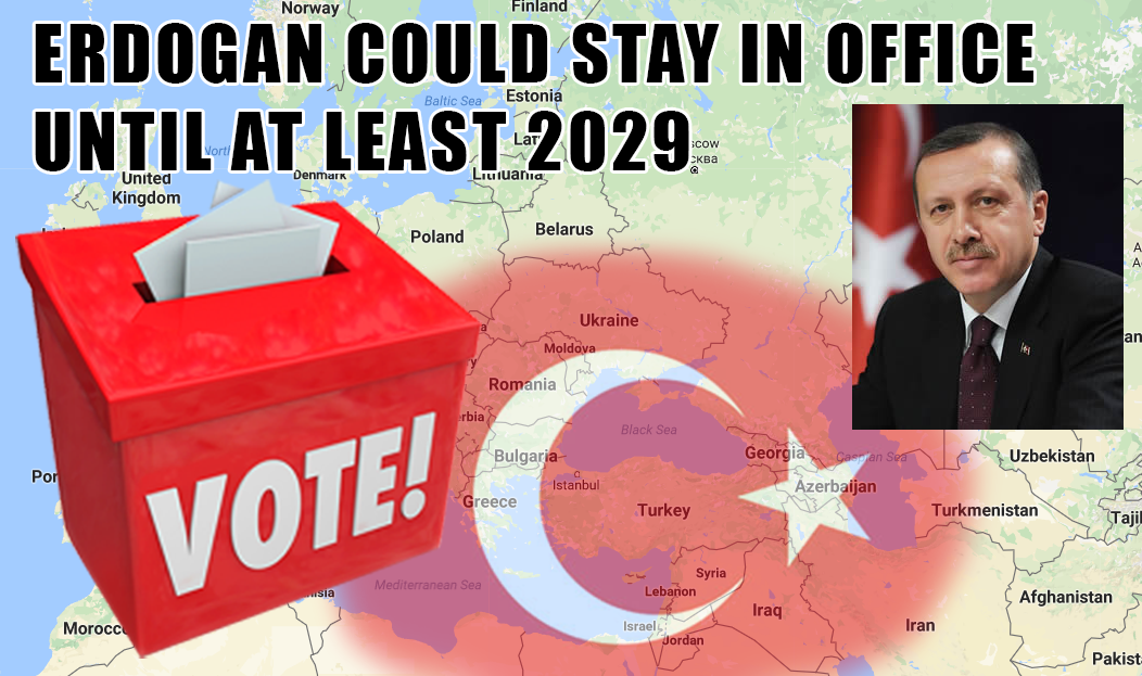 Turkish Referendum Expected To Expand Erdogan's Power