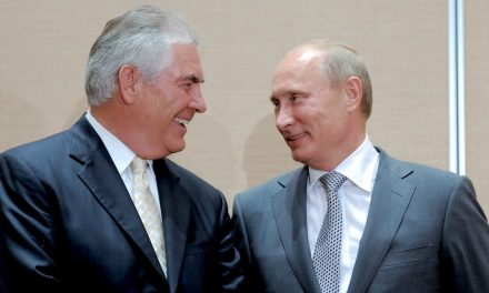 Tillerson and Lavrov Hold Press Conference After Meeting With Putin