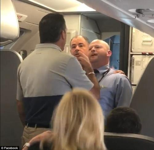 American Airlines Employee Suspended After Hitting Mother, Challenging Passenger To A Fight